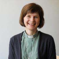 Åsa Eklund, diakoniarbetare