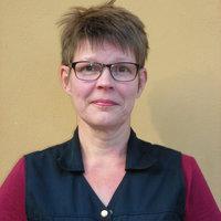 Carina Häggblad-Åman, husmor