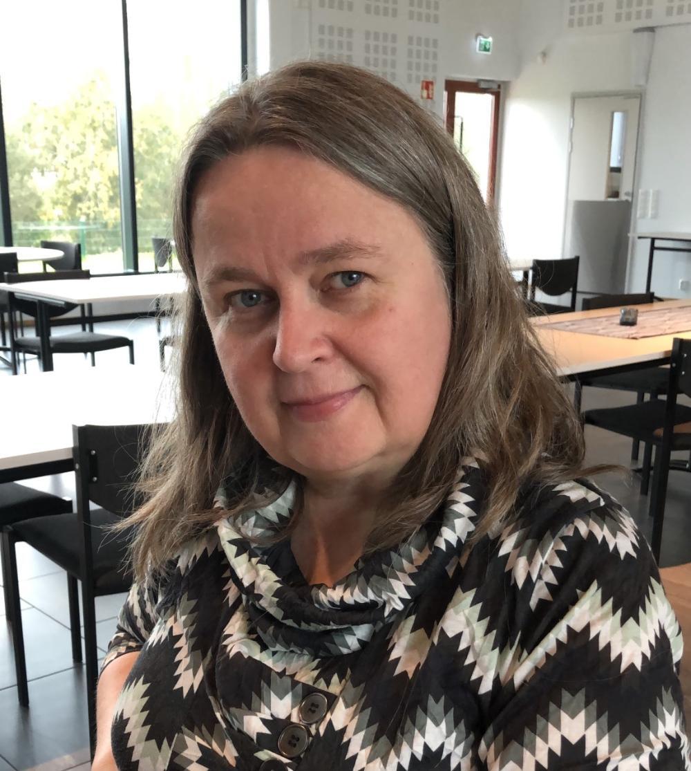 Maria Ellfolk-Lasén