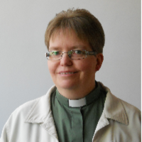 Maria Emet, diakoniarbetare