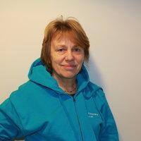 Monica Cederberg, diakoniarbetare